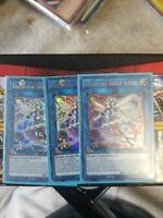 Ultra Rare M//NM 1st Edition Yu-Gi-Oh x3 Trickstar Holly Angel DUPO-EN072