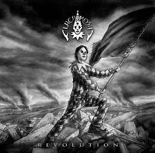 LACRIMOSA Revolution CD 2012