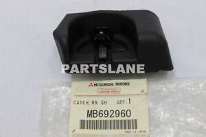 MB692960 Mitsubishi OEM Genuine CATCH, RR SHELF, LH