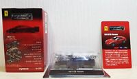 1/64 Kyosho FERRARI 599 GTB FIORANO BLUE diecast car model NEW