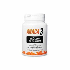 ANACA 3 + Bruleur de Graisses Regime Amincissement Perte Poids Curcuma ANACA3+