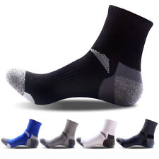5 Pairs Men Ankle Sock Low Cut Sports Running Cycling Crew Cotton Breathe Socks