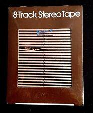 1976 BRAND X UNORTHODOX BEHAVIOR - SEALED - 8 TRACK TAPE PHIL COLLINS GENESIS