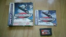 Shaun Palmer's Pro Snowboarder GBA Game Boy Advance Game Boxed with Manual