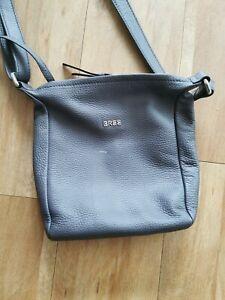 Bree Damen Handtasche , Grau,