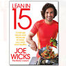 Joe Wicks Lean in 15:15 Minute Meals & Workouts To Keep You Lean and Healthy NEW