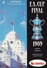 * 1989 FA CUP FINAL - LIVERPOOL v EVERTON *