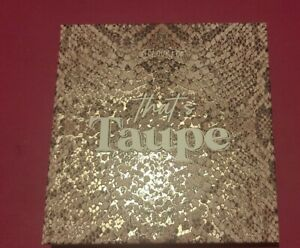 COLOURPOP THATS TAUPE PALETTE FULL SIZE 9 SHADES NWOB
