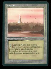 MAGIC KARAKAS ITALIA MTG LEGENDS