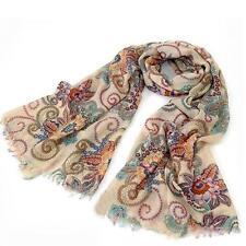 Fashion Vintage Design Women Scarf Winter Autumn Casual Scarves Soft Neck Wraps