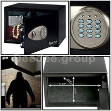 Home Wall Safe Gun Jewelry Cash Floor Security Lock Box Secure Fire Hiden Vault