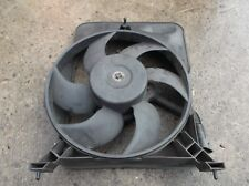 VAUXHALL OMEGA AIR CONDITIONING RADIATOR COOLING FAN AND HOUSING / AIR CON