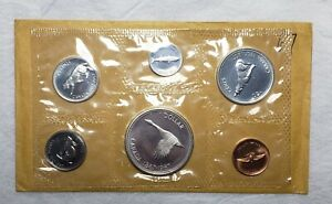 1967 Canada Proof Like Silver Uncirculated Mint Set