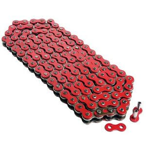 Red Drive Chain for Yamaha TTR230 2005-2017 / TTR250 1999-2006