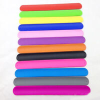 Colorful Kid Wristband Slap Wrap Bracelet Hand Ring Band Toys Accessories Gifts