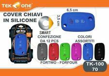 Cover Telecomando Chiavi AG000330 450 Guscio Con Chiave 3 Tasti Smart Fortwo