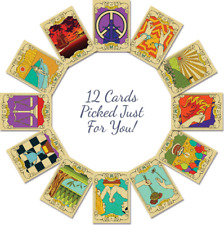 Psychic Reading - 12months Tarot Reading
