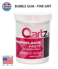 Fine Grit Bubble Gum Qartz Prophy Paste Dental Prophylaxis 340g 12oz Jar