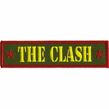 The Clash - Army Logo - Embroidered Patch - Brand New - Music Band 4255