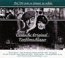 Deutsche Original-Tonfilmschlager - Bei dir war es immer so schön - CD - *NEU*