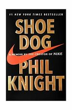 Shoe Dog: A Memoir by the Creator of Nike Free Shipping