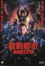 Gantz O DVD Japanese Animation Yasushi Kawamura Keiichi Saito NEW Eng Sub R3