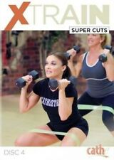 CATHE FRIEDRICH XTRAIN SERIES SUPER CUTS DVD NEW SEALED WORKOUT X TRAIN EXERCISE