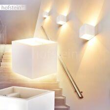 bemalbare Keramik Wohn Schlaf Zimmer Flur Lampen Design Up & Down Wand Leuchten