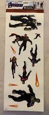 AVENGERS wall stickers 11 Marvel decals superhero Hulk Thanos Ironman Thor +