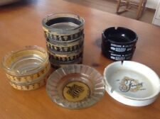 10 Vintage Casino Ashtrays, 6 Tropicana, 2 Golden Nugget, The Fairmont, 4 Queens