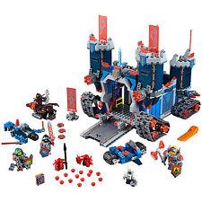 LEGO Nexo Knights the Fortrex Battle Castle 1140 Piece Building Kit w/ 7 Figures