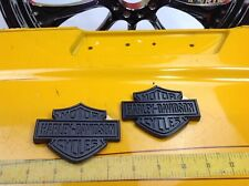 Genuine Harley Fuel Tank Emblems Badges Dyna Wide Glide Sportster Softail Street
