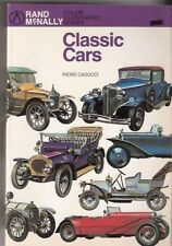 Classic Cars (Rand McNally Color Illustrated Guide