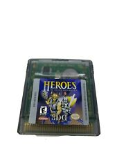 Heroes of Might and Magic Nintendo Game Boy Color Video Game Cart