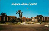 Postcard Phoenix Arizona State Capitol Building