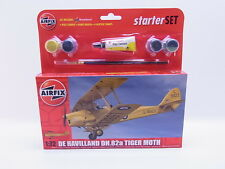 LOT 36992 | Airfix A55115 De Havilland Tiger Moth Starter-Set 1:72 Bausatz OVP