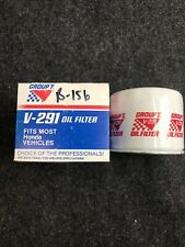 New In Box Group 7 V-291 Oil Filter Fits Most Honda Vehicles