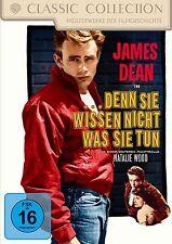 denn sie wissen nicht was sie tun - James Dean - Natalie Wood - DVD - OVP - NEU