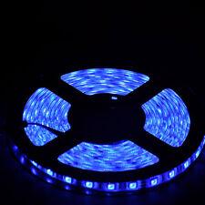 16.4FT 5M 5050/3528 300LEDs LED Strip Light Waterproof RGB/Red/Blue/Nature White