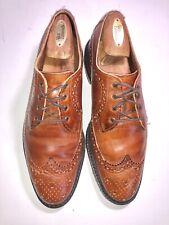 "Allen Edmonds "" ABERDEEN"" Oxfords, walnut, 9D, pre owned"