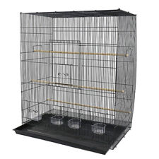 "36"" Large Bird Cage Cockatiel Budgie Finch Parakeet Flight Breeder Flight Cage"