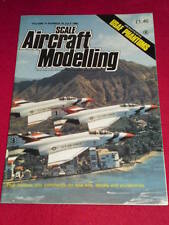 SCALE AIRCRAFT MODELLING - USAF PHANTOMS - July 1989 Vol 11 #10