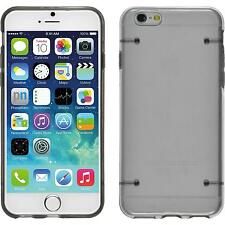 Funda Rígida Apple iPhone 6 Plus / 6s Plus transparente gris