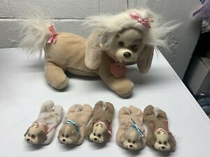 puppy surprise doll woth puppies vintage Hasbro