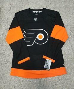 Adidas NHL Philadelphia Flyers Alternate Authentic Hockey Jersey Size 46 Men