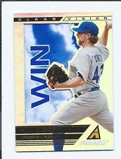 2013 PINNACLE Clear Vision Pitching Win R.A.DICKEY