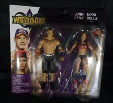 "WrestleMania John Cena & Nikki Bella Figurine ""New"""