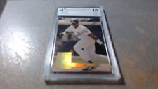 1993 Donruss Previews PROMOTIONAL SAMPLE  Frank Thomas Chicago White Sox BCCG 10