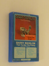 Tryin' to Get the Feeling - Barry Manilow - Cassette - Arista - 5301-4060 H