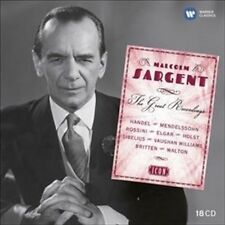 NEW Icon: Sir Malcolm Sargent (Audio CD)